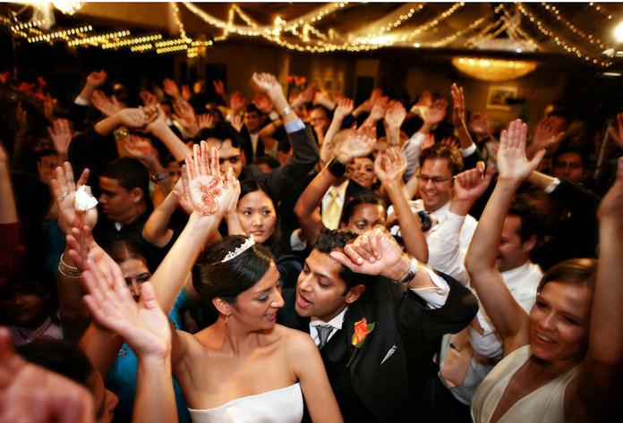 Диджейские песни для свадьбы